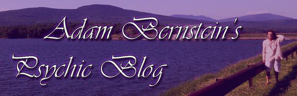 Adam Bernstein's Psychic Blog