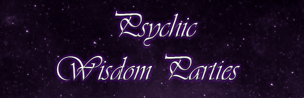 Psychic Wisdom Parties - Between The Worlds
