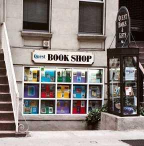 Quest Book Shop