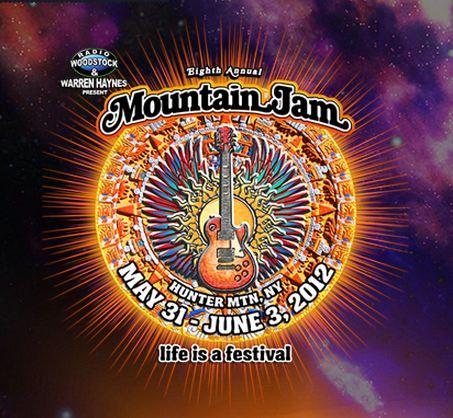 Mountain Jam 2012