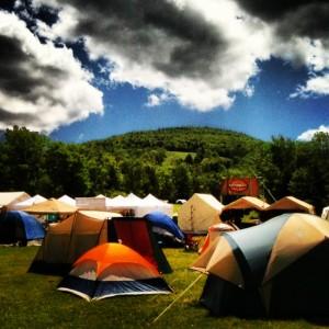 Mountain Jam Tents