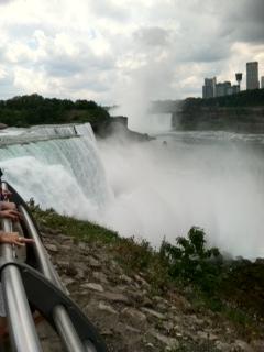 Niagara Falls in NY