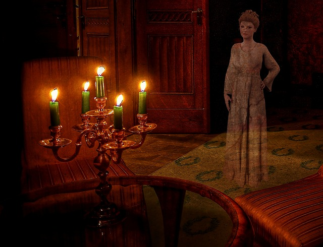 spirit-woman